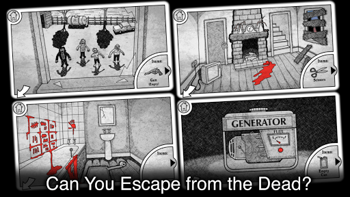 Escape from the Dead v1.1 APK