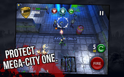 Judge Dredd vs. Zombies v1.6 APK