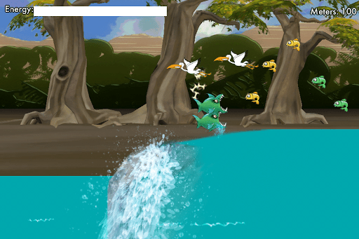 Piranha Attack
