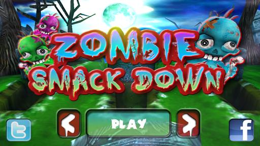 Zombie Smack Down