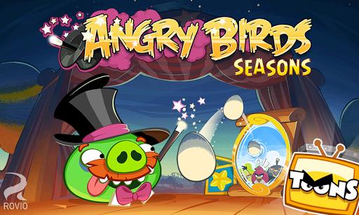 Angry Birds Seasons v3.3.0 APK