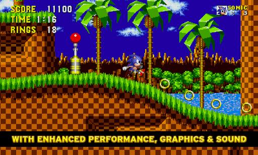 Sonic The Hedgehog v1.0.0 APK