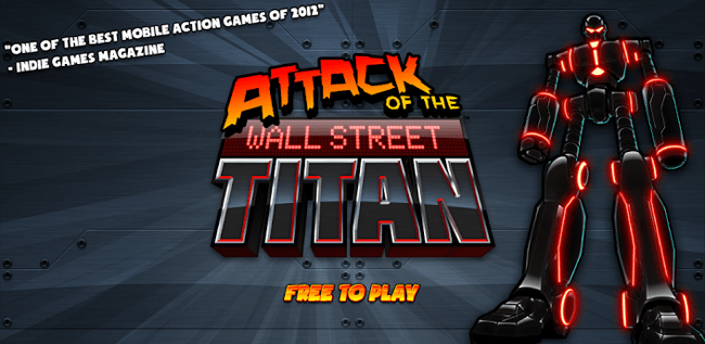 Attack of the Wall St. Titan