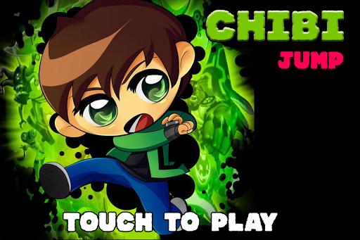 Ben 10 Chibi Jump