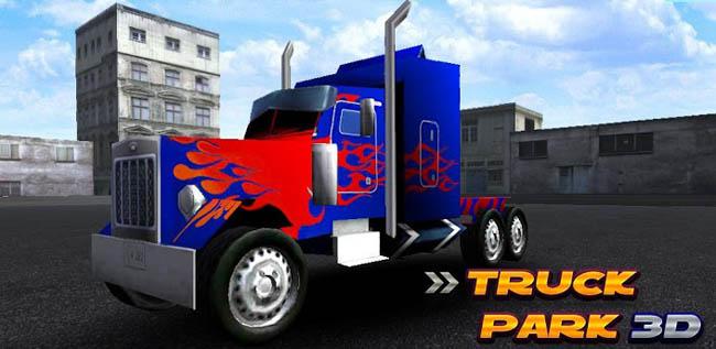 Truck Park 3D