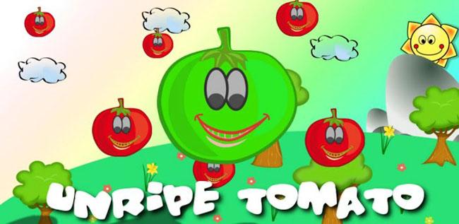 Unripe Tomato