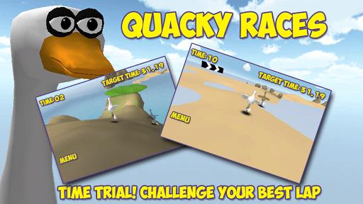 Quacky Races