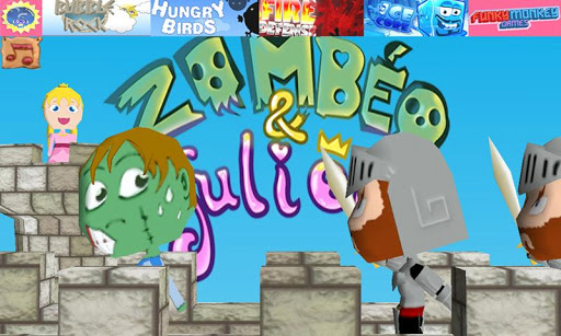 Zombeo And Juliet