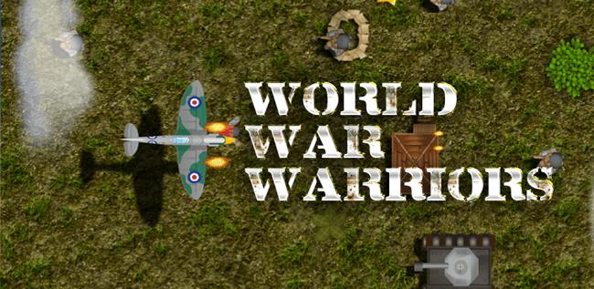 Angry World War Warriors