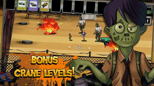 Zombies of the Wasteland Free