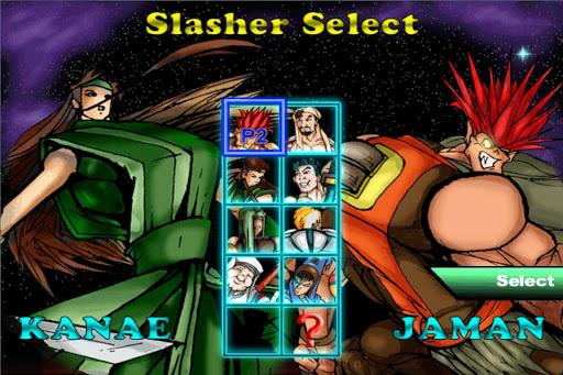 Slashers: Intense Weapon Fight