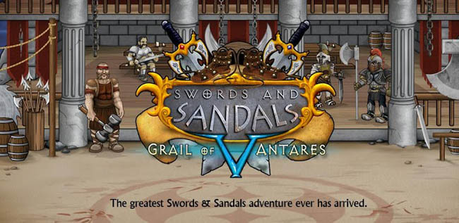 Swords and Sandals 5