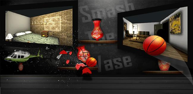 Smash the vase