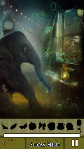 Hidden Object -Kingdom Dreams