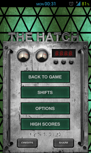 The Lost Hatch Save The World