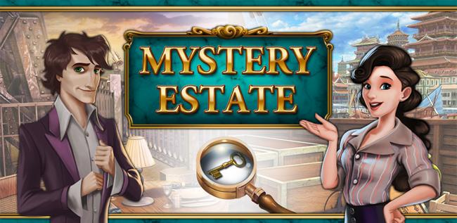 Hidden Object: Mystery Estate