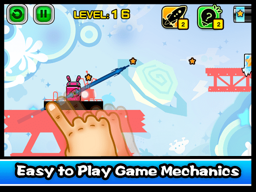 Lost Robot - A Physics Puzzler