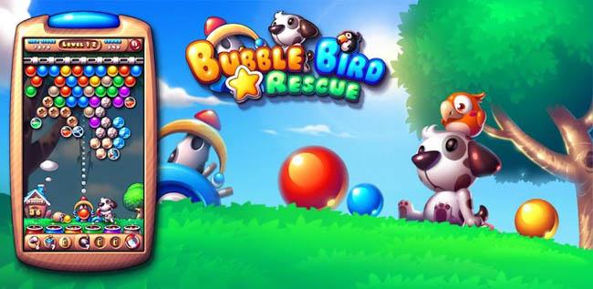 Bubble Bird Rescue