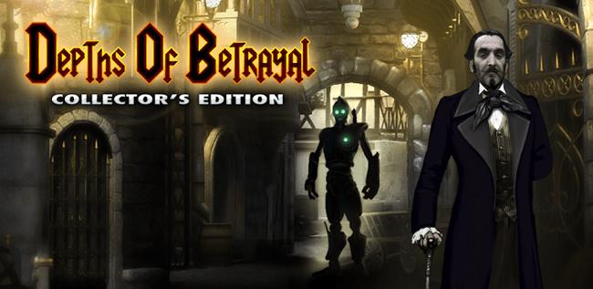 Depths of Betrayal CE