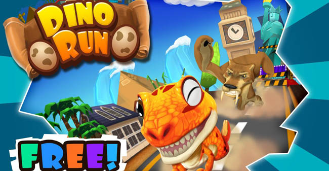 Dino Run: Jurassic Escape