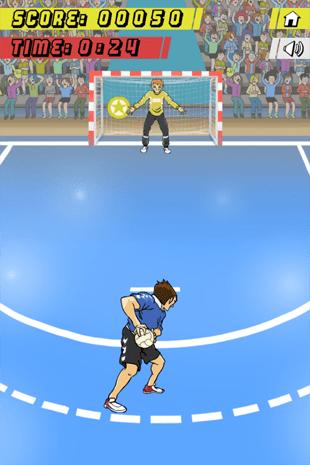 Handball Games