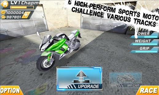 Speed Moto2