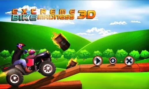 Extreme Bike Madness 3D