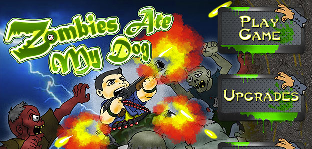Zombies Ate My Dog