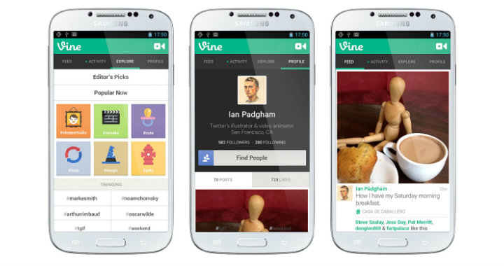 vine-for-android