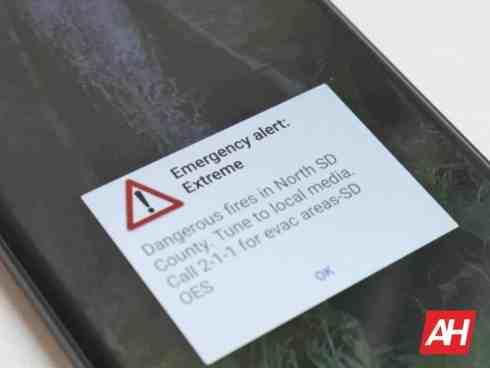 Warning Emergency Alert AH 01 2020 resize