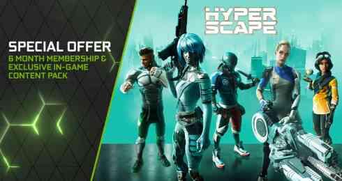 Hyper Scape GeForce NOW Launch 1