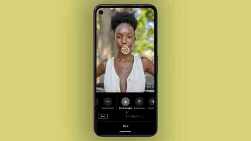 google pixel portrait light featured widened db20