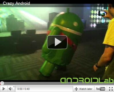 Crazy-android-dance