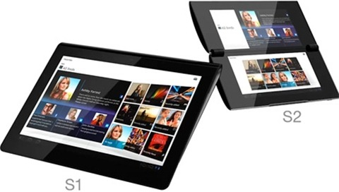 S1 e S2 i due tablet PlayStation Certified in arrivo a Settembre da Sony