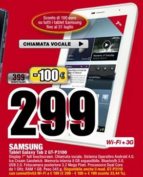 mediaworld-100-sconto-tablet-samsung