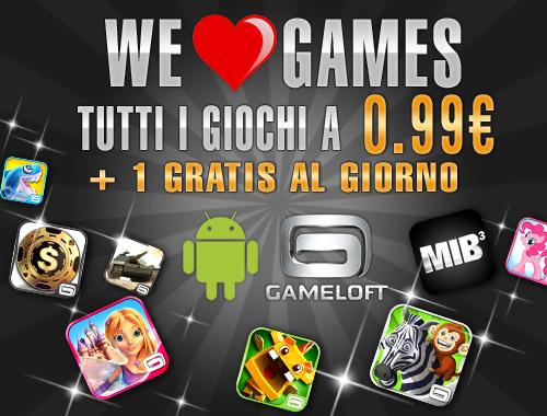 Banner We Love Games