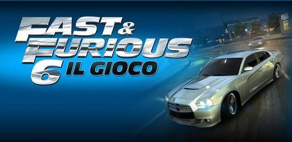 Fast e Furious 6 Il Gioco