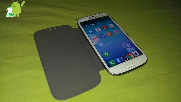 Flip cover Galaxy S3 - 11