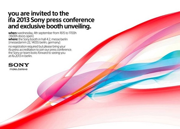 Sony-IFA-2013-press-event