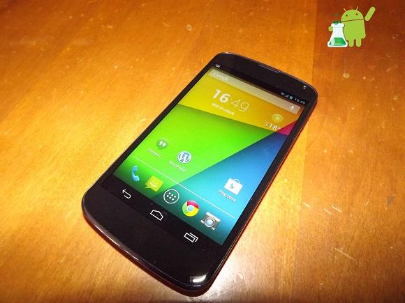 Nexus 4 White AndroidLAB-11 r580