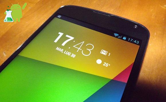 Nexus 4 White AndroidLAB-9