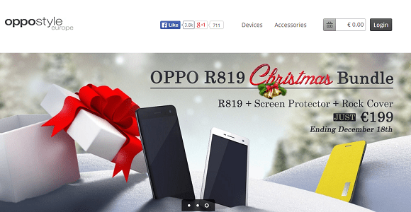 Oppo offerta AndroidLAB