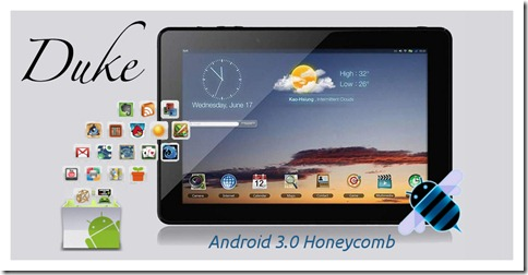 Ekoore-Duke-tablet-Honeycomb-Italiano