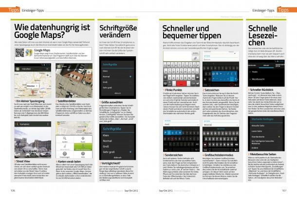Android Magazin 8 - Tipps (2 von 6 Seiten)