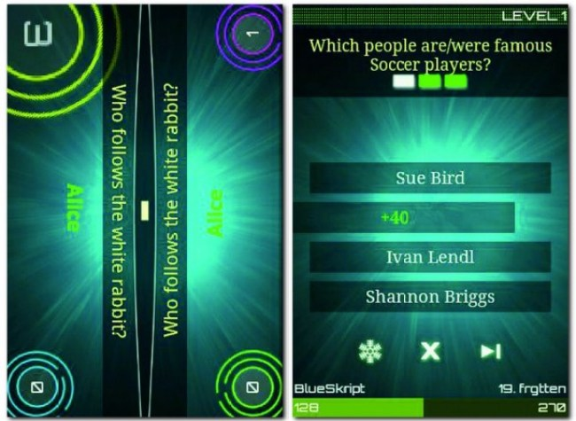 Länderspezifische Fragen und Antworten sowie Mehrspielermodus für 2-4 Spieler als Krönung