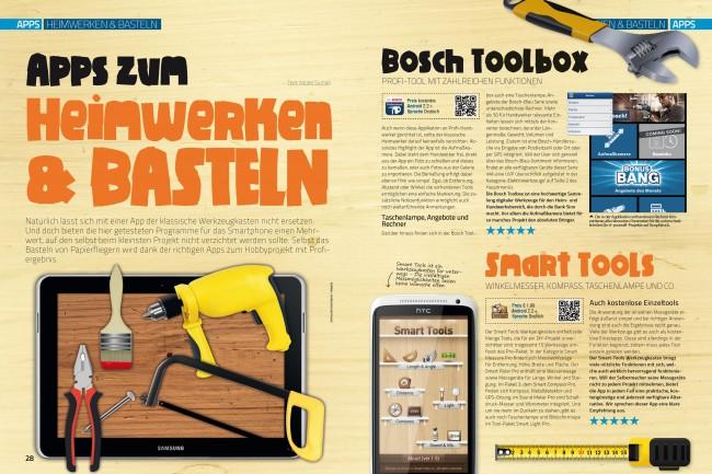 Die besten Apps zum Heimwerken & Basteln (2 von 6 Seiten)