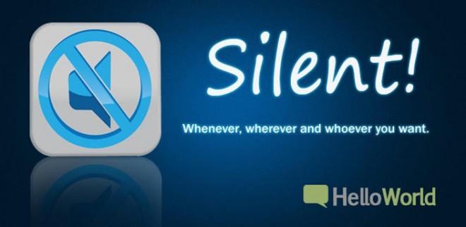 Silent-Image-Shot