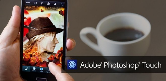 Photoshop Touch for phone_main
