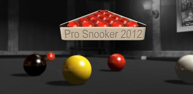 Pro Snooker 2012_main