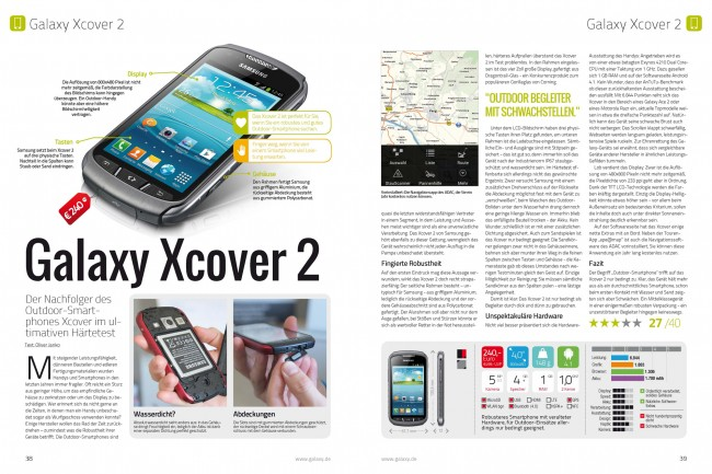 Galaxy Xcover 2